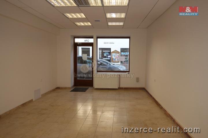 Pronájem, obchod, 168 m², Vysoké Mýto, ul. Försterova