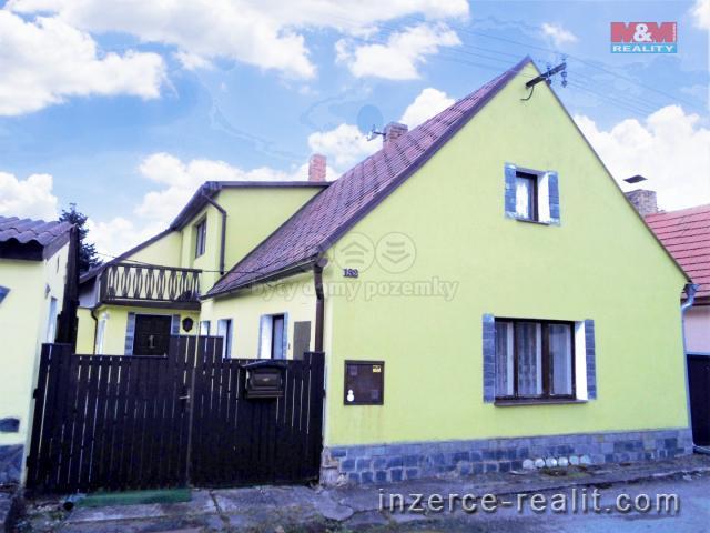 Prodej, rodinný dům, 110 m2, Žihle okr. Plzeň-sever