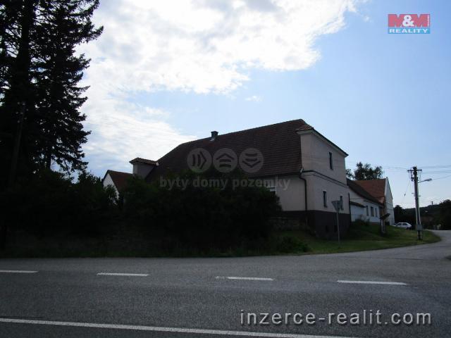 Prodej, rodinný dům-zemědělská usedlost, 1173 m2, Běstviny