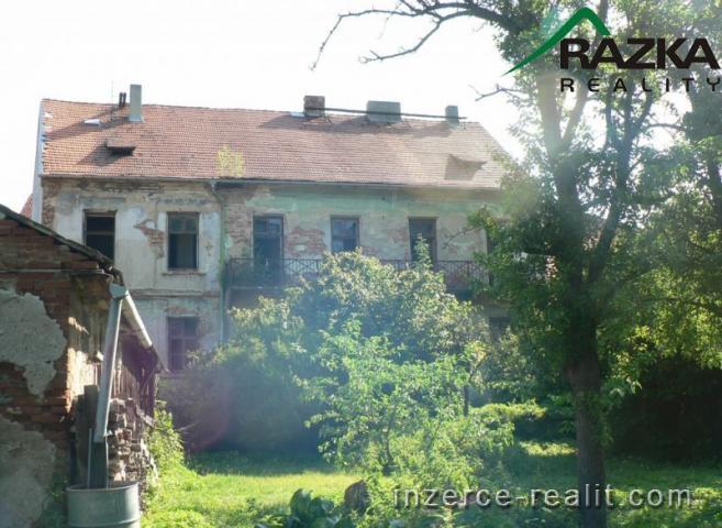 Městský dům v Horažďovicích