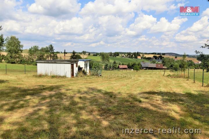 Prodej, stavební pozemek, 2964 m2, Heřmaničky
