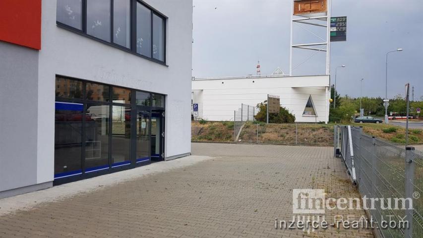 Pronájem obchodního prostoru 108 m2 Plzeň Bolevec
