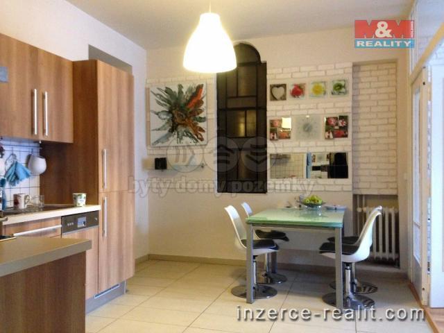 Prodej, byt 4+1, 100 m², OV, Praha 8 - Karlín