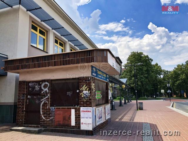 Prodej, obchod a služby, 13 m², Ostrava, ul. Čujkovova