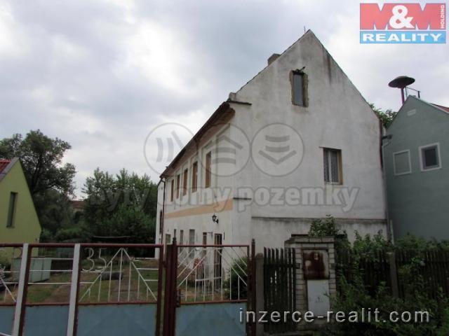Prodej, rodinný dům, 380 m2, Kněžice u Podbořan