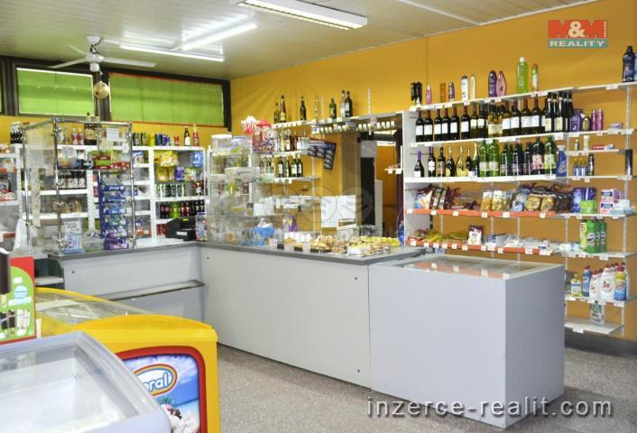 Prodej, obchodní prostory, 95 m2, Ostrava, ul. Zelená