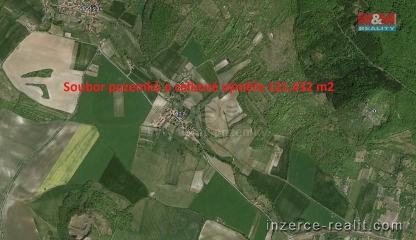 Prodej, louka, 94868 m2, Teplá u Třebenic