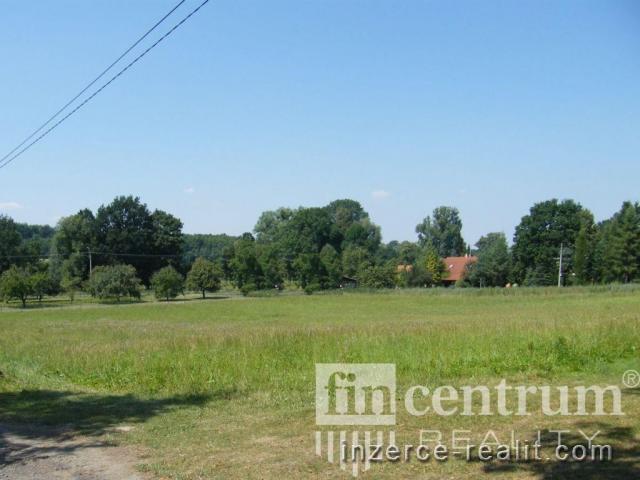 Prodej stavebního pozemku 1000 m2 Sedlnice