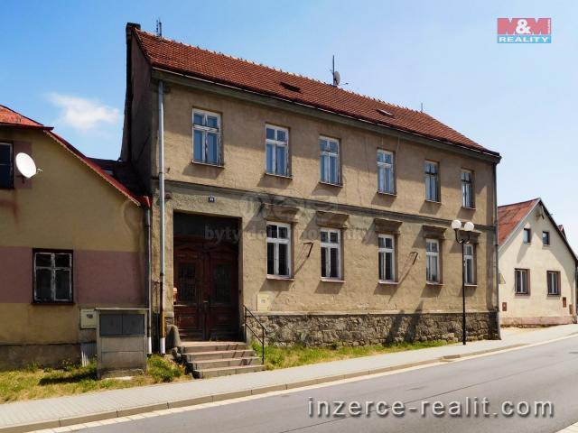 Prodej, nájemní dům, Nová Bystřice