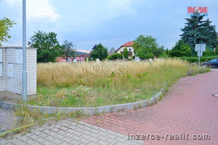 Prodej, stavební parcela, 1210 m², Mníšek pod Brdy