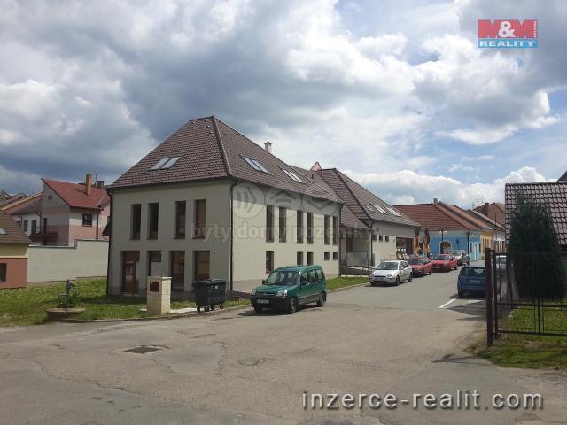 Prodej, komerční prostor, Kamenice nad Lipou, ul. Vackova
