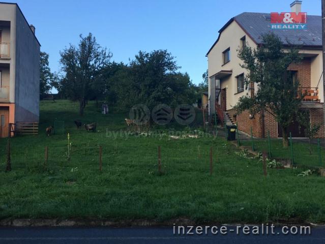 Prodej, pozemek k bydlení, 1186 m², Mysločovice