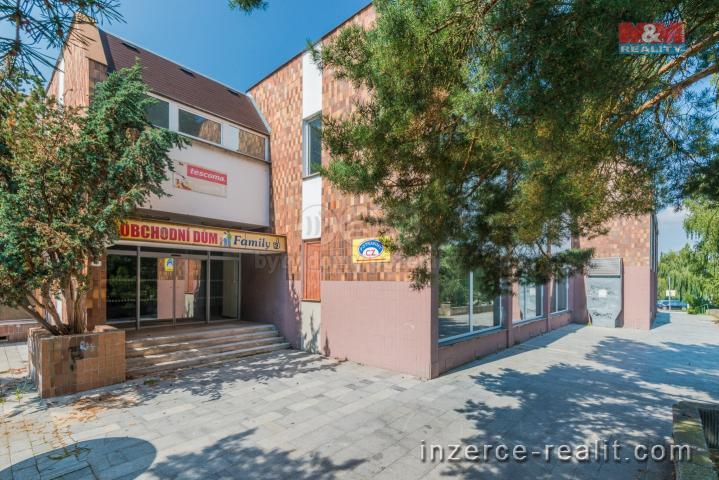 Prodej, obchodní objekt, 2310 m², Veselí nad Lužnicí