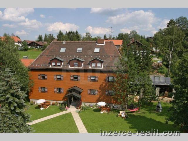 Penzion v Německu, Haidmühle