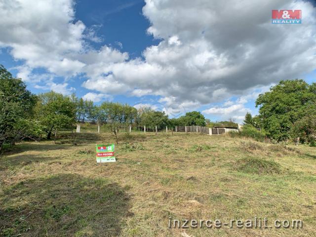 Prodej, stavební parcela, 764 m², Blšany