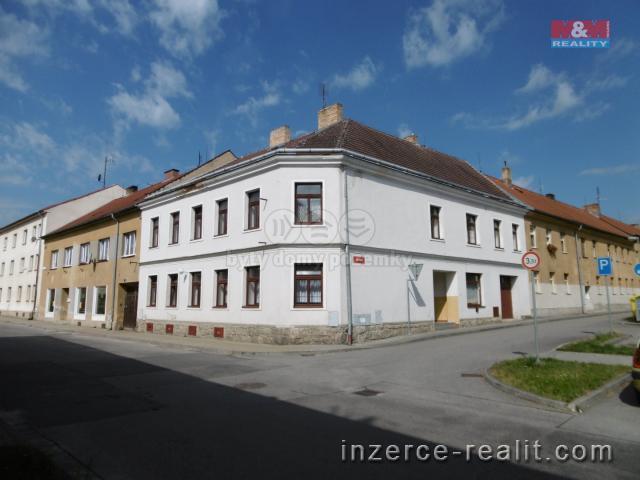 Prodej, nájemní dům, 407 m², České Velenice, ul. Besední