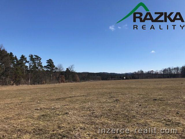 Prodej - 5 ha zemědělské půdy na Tachovsku
