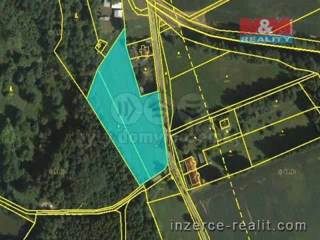 Prodej, pozemek, Lomnice nad Popelkou