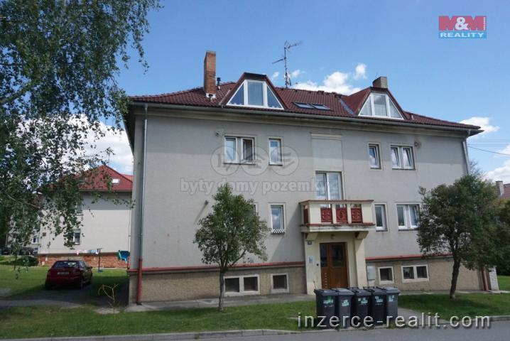 Prodej, byt 2+1, 52 m2, Tlučná