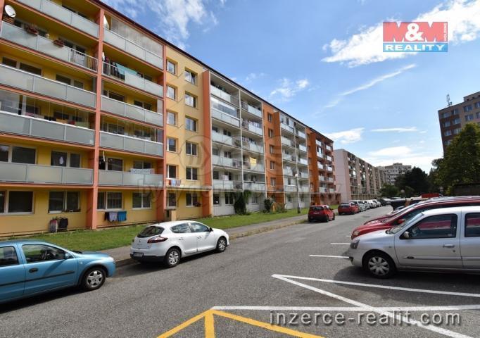 Prodej, byt 3+1, 71m2, Mělník, ul. Bezručova