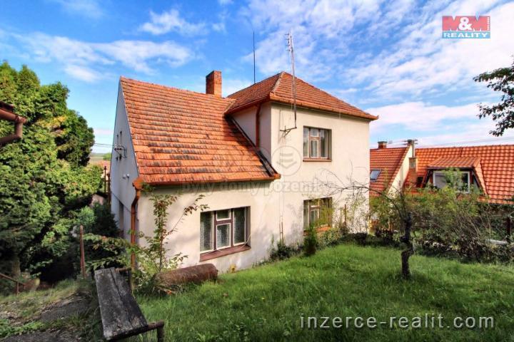 Prodej, rodinný dům, 1337 m2, Blížejov- Přívozec