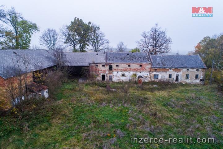 Prodej, zemědělský objekt, 720 m², Toužim - Dobrá Voda