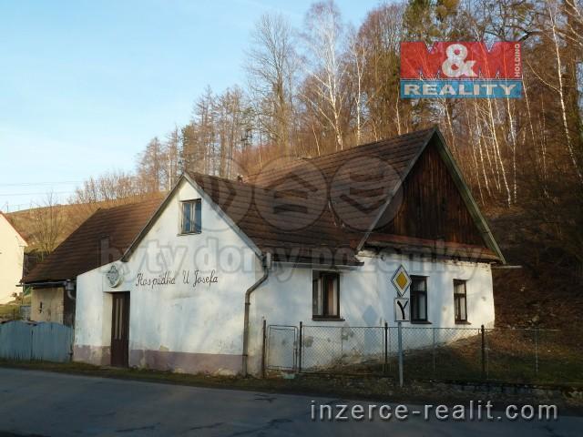 Prodej, rodinný dům 3+1, 275 m2, Nové Hrady