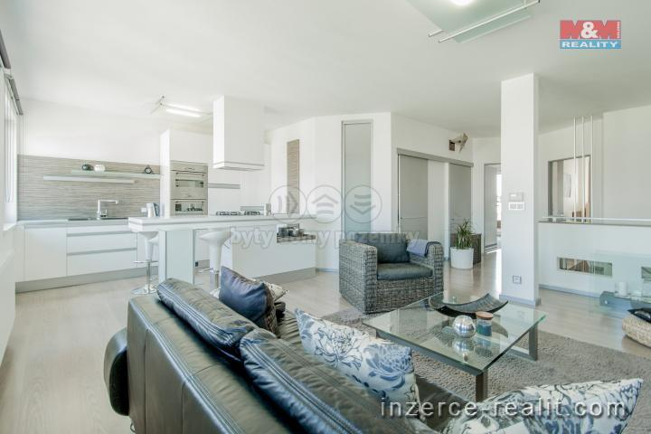Prodej, byt 5+kk, 159 m2, Mladá Boleslav, zahrada 278 m2