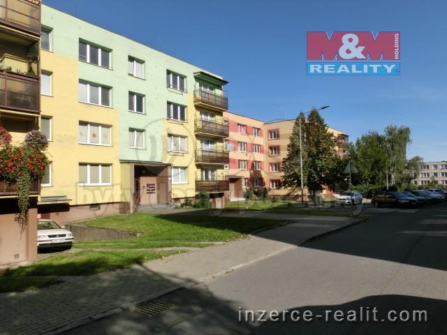Prodej, byt 2+1, 60 m2, Ostrava, ul. Břustkova