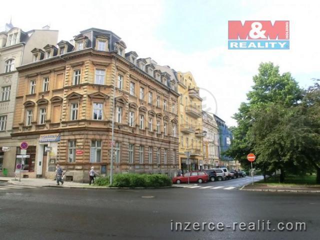Prodej, byt 4+1, 100 m2, Karlovy Vary, ul. Varšavská