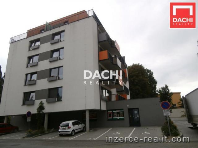 Prodej novostavby bytu 1+kk, 46 m s terasou v Olomouci, ulice Pasteurova.