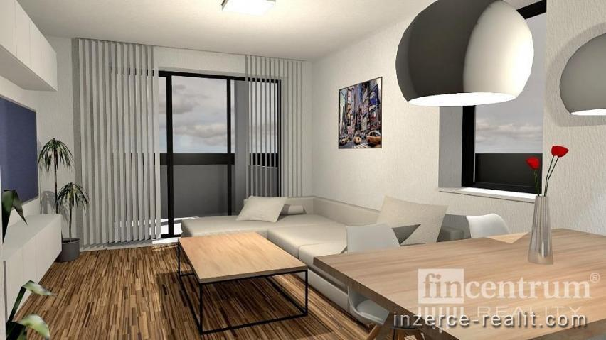 Prodej bytu 1+kk 28 m2 U Cihelny, Jihlava