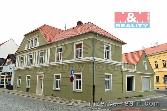 Prodej, nájemní dům-penzion, 580 m2, Žatec