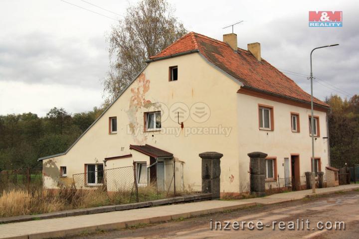 Prodej, rodinný dům, Lubenec, ul. Podbořanská