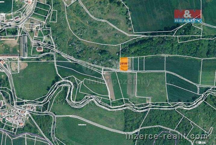 Prodej, orná půda, 1079 m2, Postoloprty-Rvenice