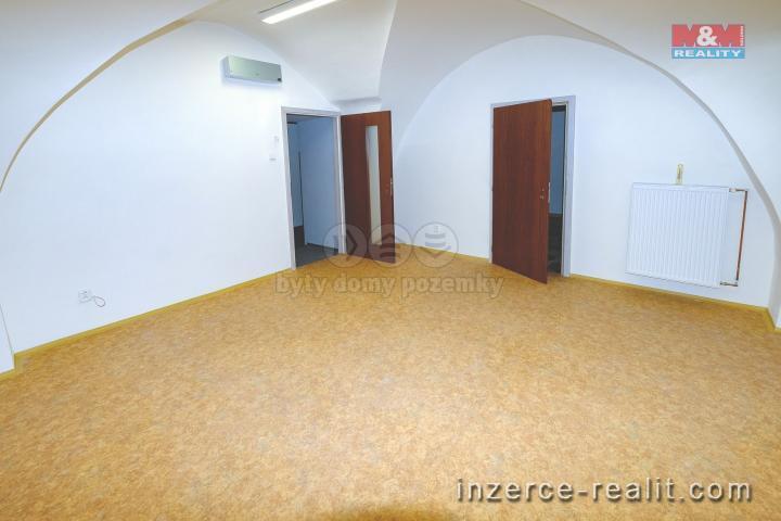 Pronájem, kancelářské prostory, Jindřichův Hradec