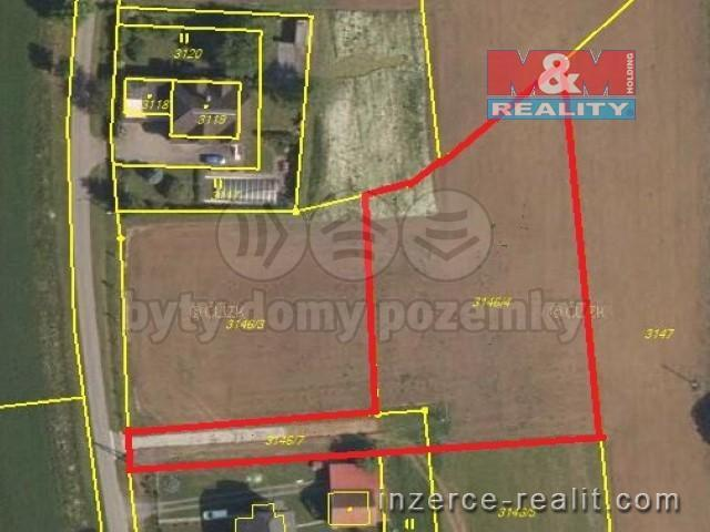 Prodej, zahrada, 2461 m², Třanovice