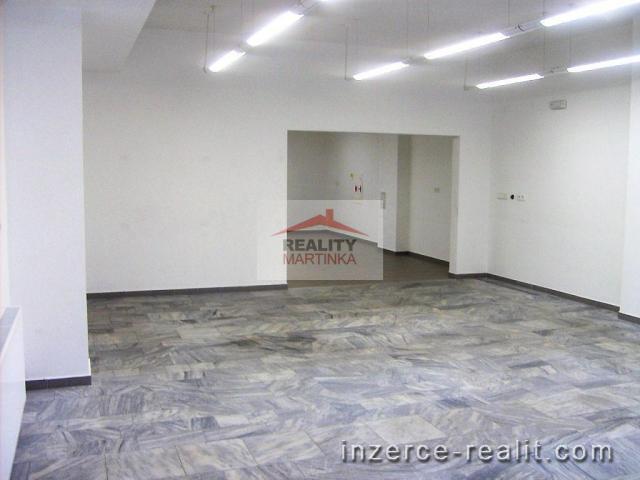 Pronájem skladovacích prostor 130 m2, Vsetín
