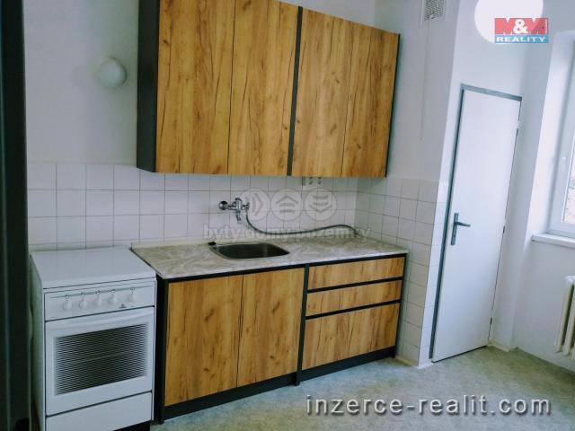 Pronájem, byt 2+1, 55 m2, Pardubice - centrum