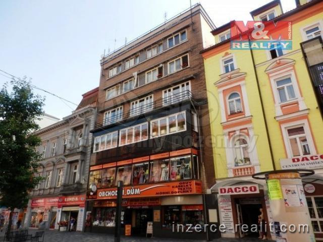Pronájem, Byt 2+1, 72 m2, OV, Cheb, ul. Svobody