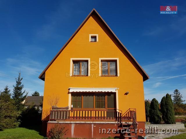 Prodej, rodinný dům 4+1, 170 m², Jindřichov