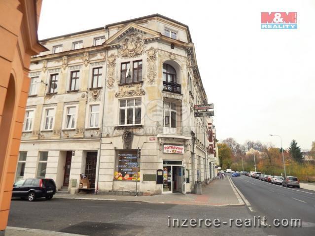 Prodej, nájemní dům, Rumburk, ul. Jiráskova