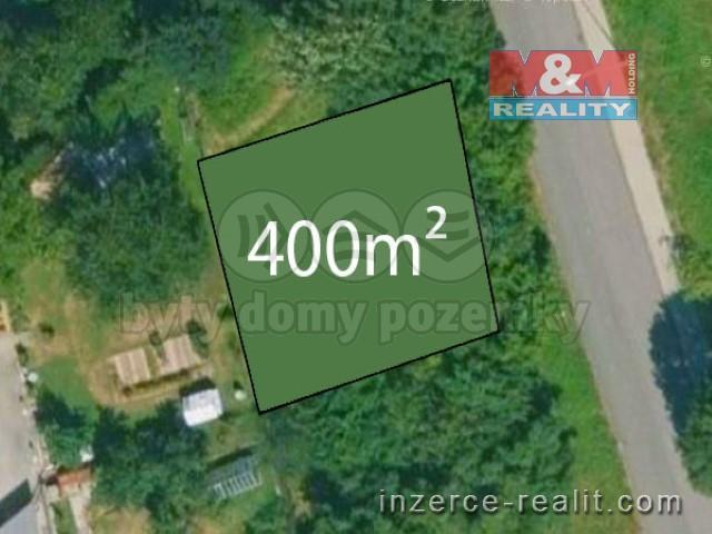 Prodej, zahrada, 400 m², Fulnek