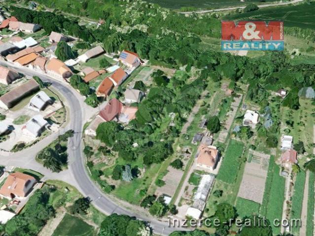 Prodej, pozemek k bydlení, 1727 m², Peruc - Hřivčice