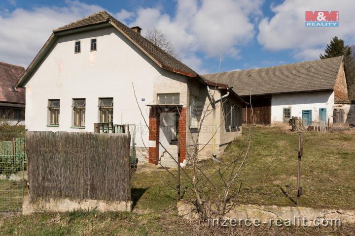 Prodej, rodinný dům, Rodinov, okres Pelhřimov