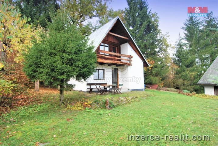 Prodej, chata, 364 m2, Nalžovice - Oboz