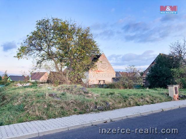 Prodej, pozemek k bydlení, 542 m2, Buškovice u Podbořan