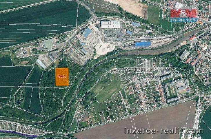 Prodej, pozemek, 8821 m2, Postoloprty