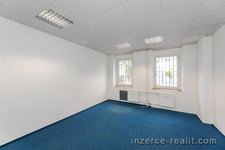 Kancelářské prostory k pronájmu 23m2, ulice Petrohradská