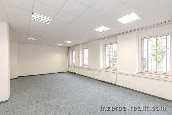 Kancelářské prostory k pronájmu 51m2, ulice Petrohradská